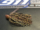 Flippin Jig - 911 Shellcracker - 911CustomLures.com