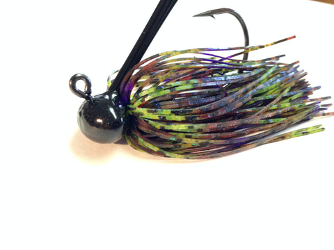 FB Jig - LI Bluegill - 911CustomLures.com