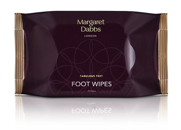 Foot Cleansing Wipes - NEW!