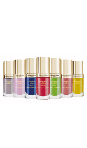 Treatment Enriched Nail Polishes - NEW COLORS!