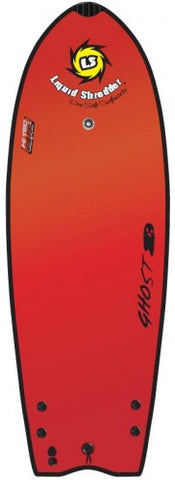 Ghost HD Twin Fish 5'0