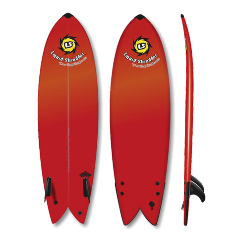 LS Element  Fish 6'4