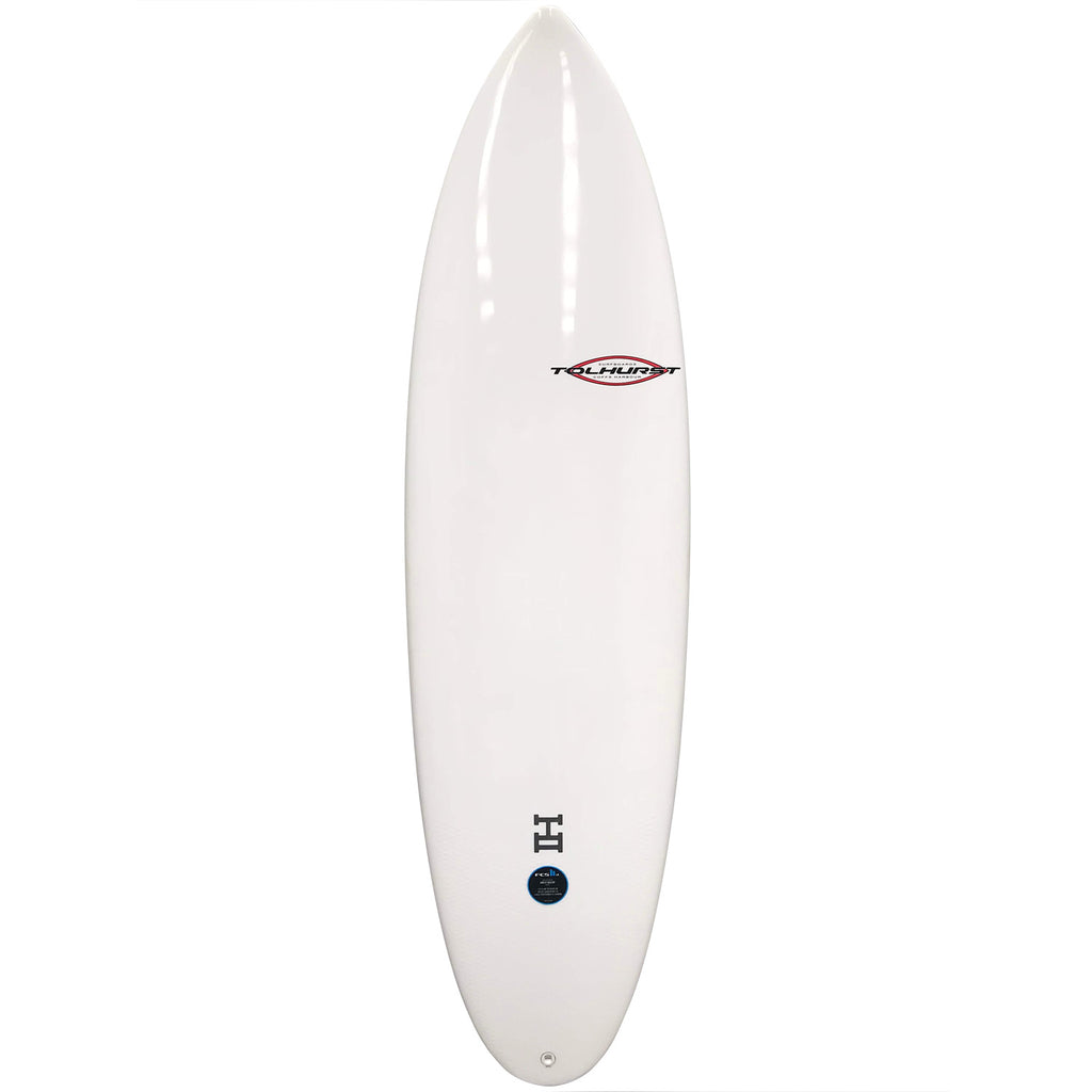Minion 5'11 Thunderbolt Red