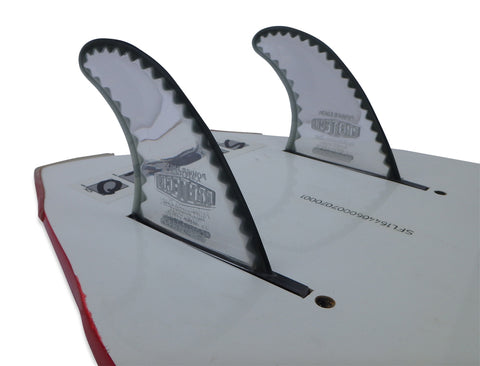 "Power Flex 4"" Side Fins - FCS"