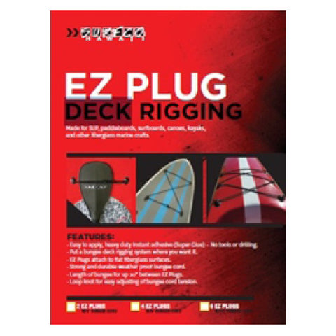 Deck Rigging Kit 4 ct