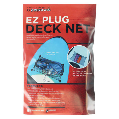 EZ Plug Deck Net (Net Only)