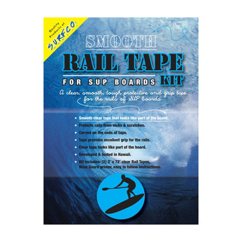 Rail Tape Kit