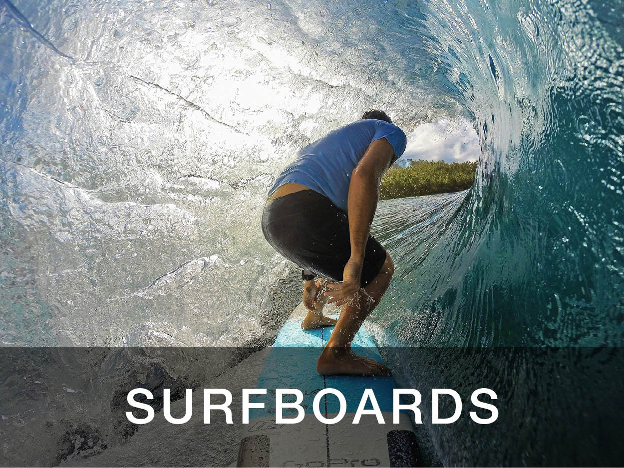 Watermans Surf Co Surfboards