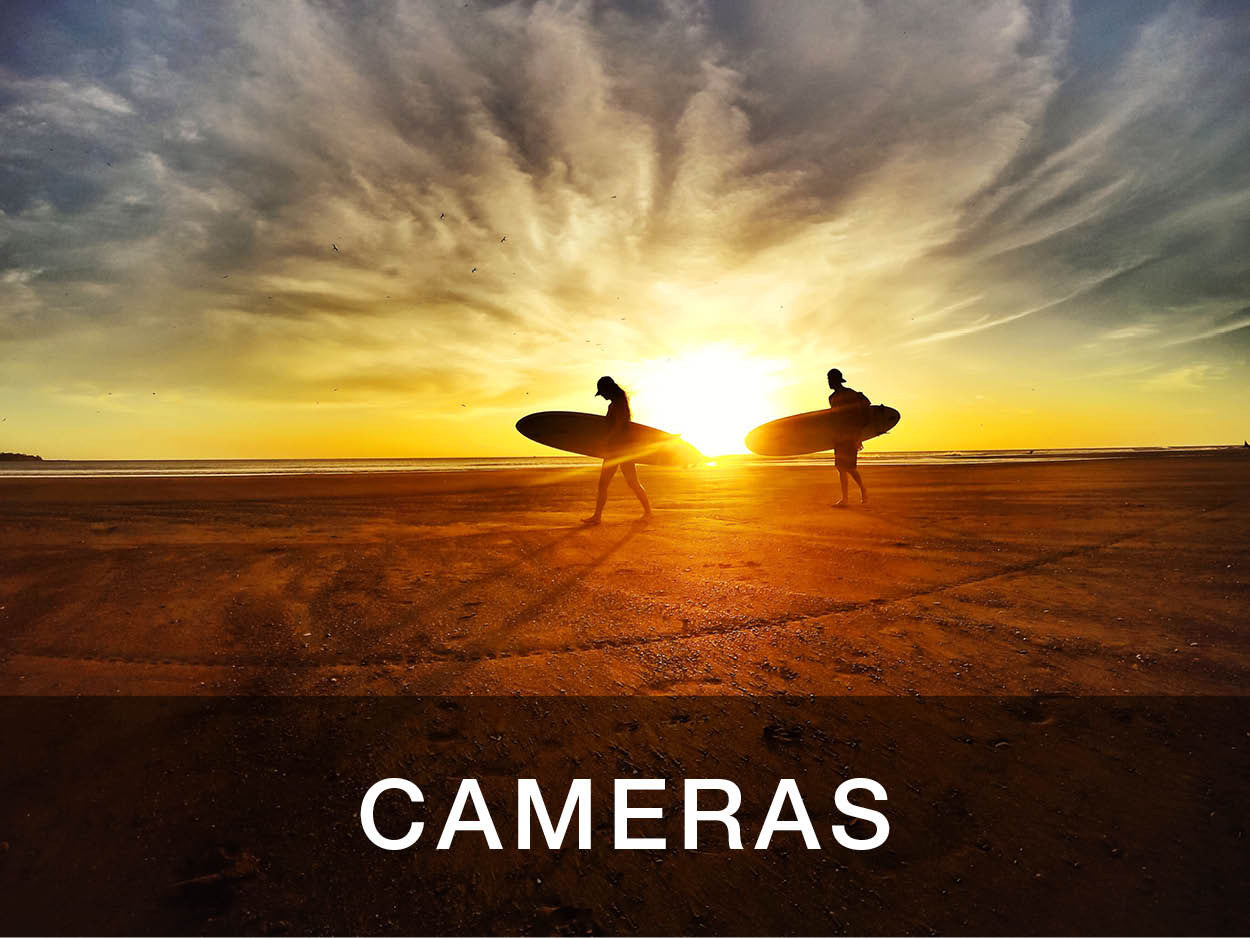Watermans Surf Co Cameras