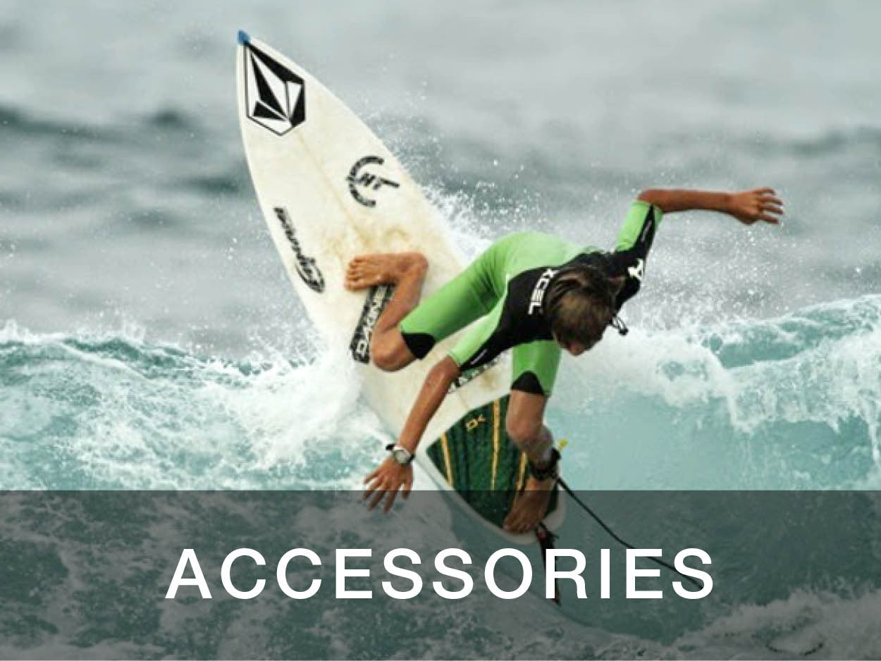 Watermans Surf Co Accessories