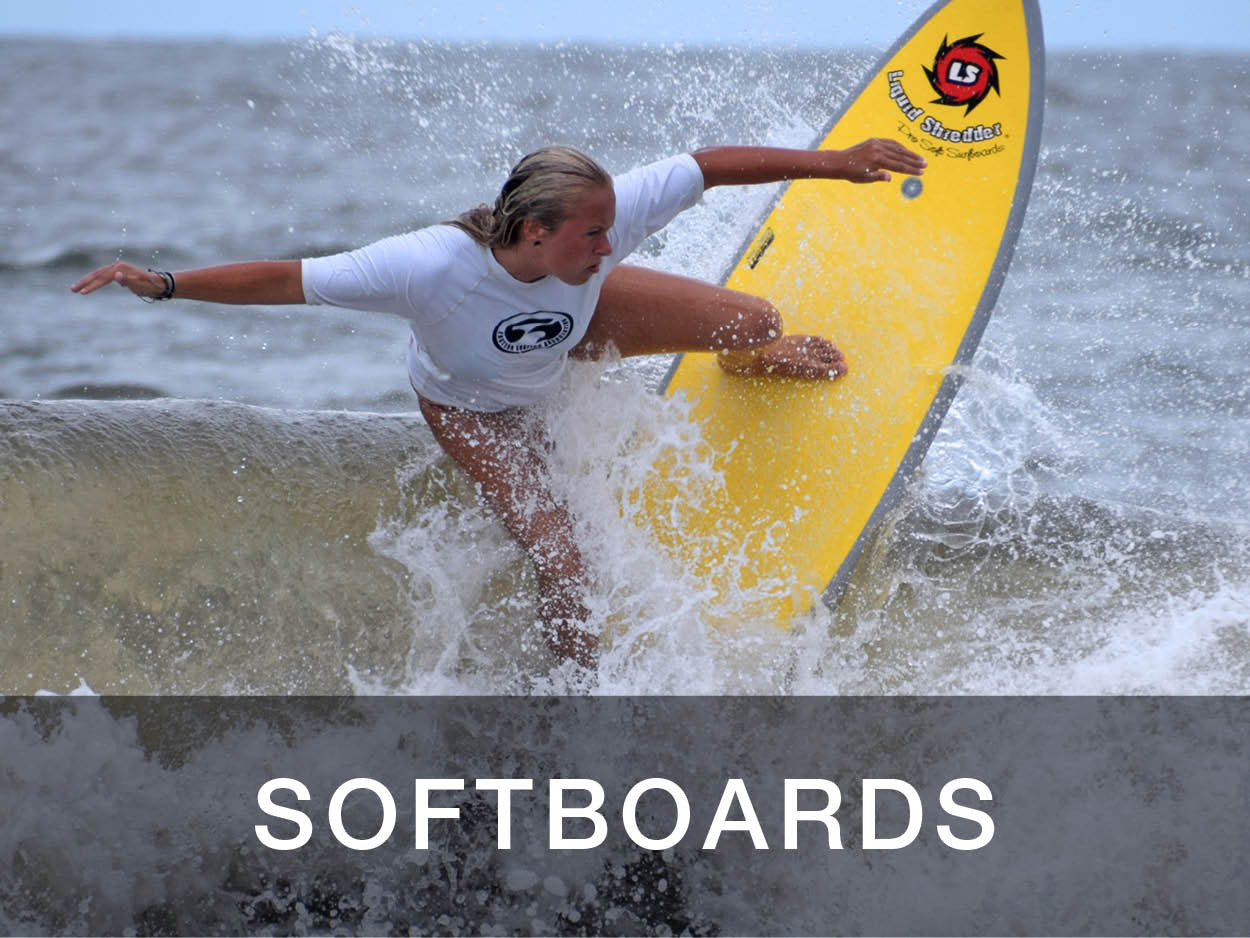 Watermans Surf Co Softboards