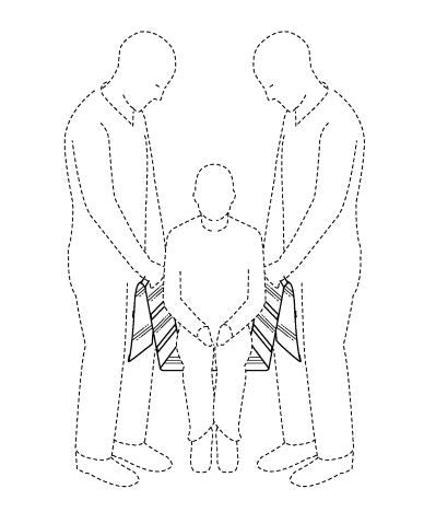 Patent issued for Mobility Assistance Sling!