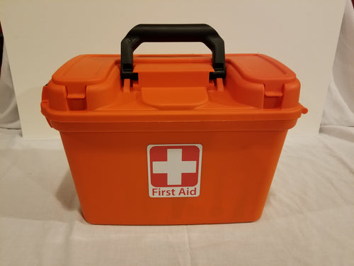 First Aid Kit-Large Custom