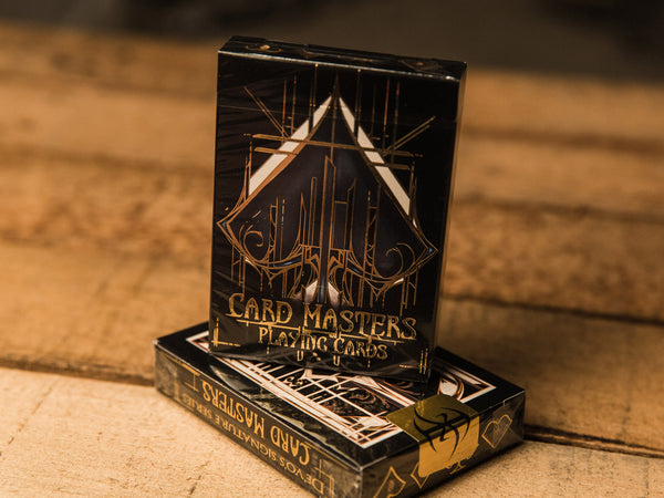 De'vo Card Masters (Blue/Gold)