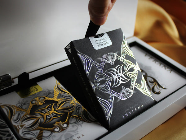 Seasons LTD Edition LEGACY 4-Deck Collector's Box Set
