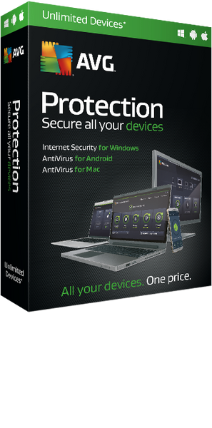 AVG Internet Security (Multi-Device, up to 10 connections)