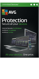 AVG Internet Security -Unlimited (AVG Protection PRO)