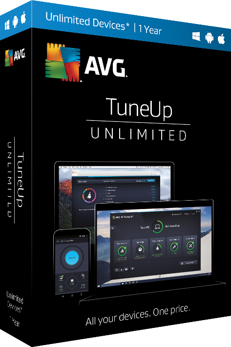 AVG TuneUP - Unlimited (AVG Performance)