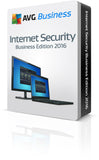 AVG Internet Security Business Edition 40 PC 2 Years