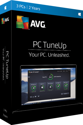 AVG PC TuneUp 4 Computers