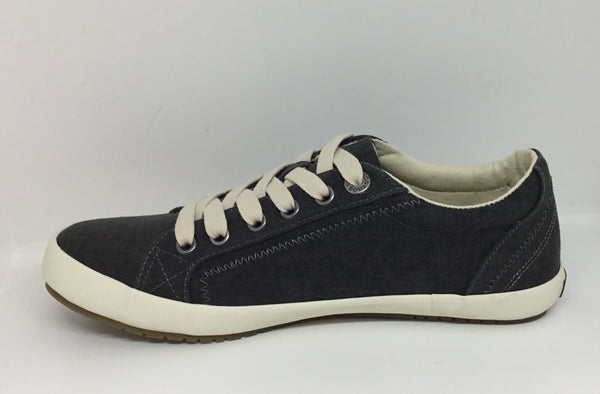 Taos Star Canvas Grey Wash