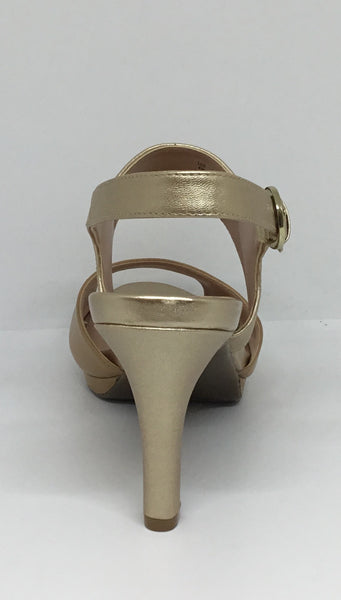 Naturaliser Nebula Gold Leather Heel