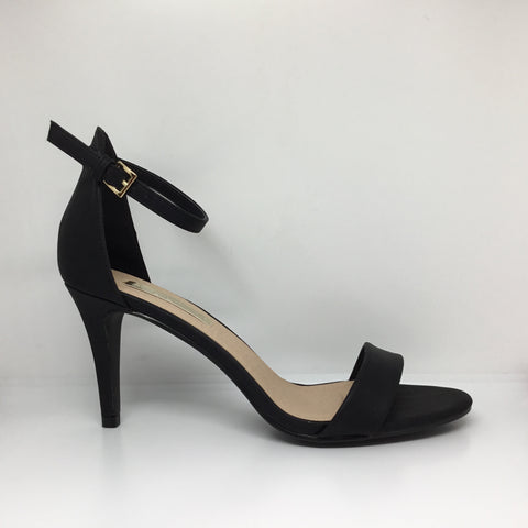 Billini Cora Black Synthetic Heel