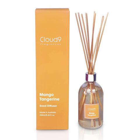 Cloud 9 Fragrances Mango & Tangerine Diffuser 250ml