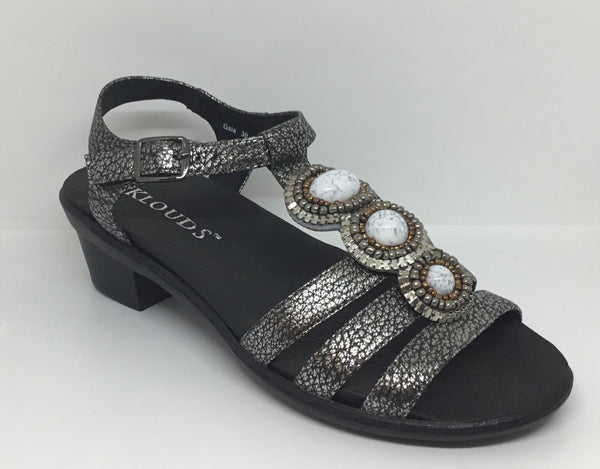 Klouds Gaia Pewter Leather