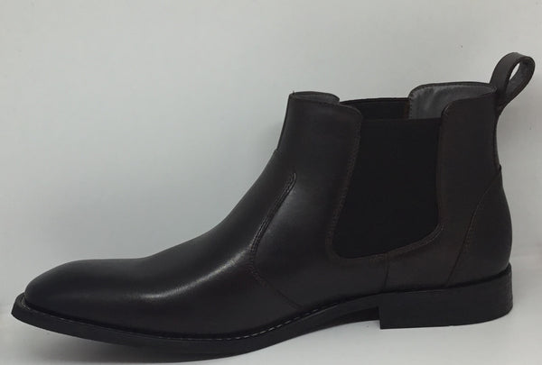 Julius Marlow Harry Brown Leather Boot