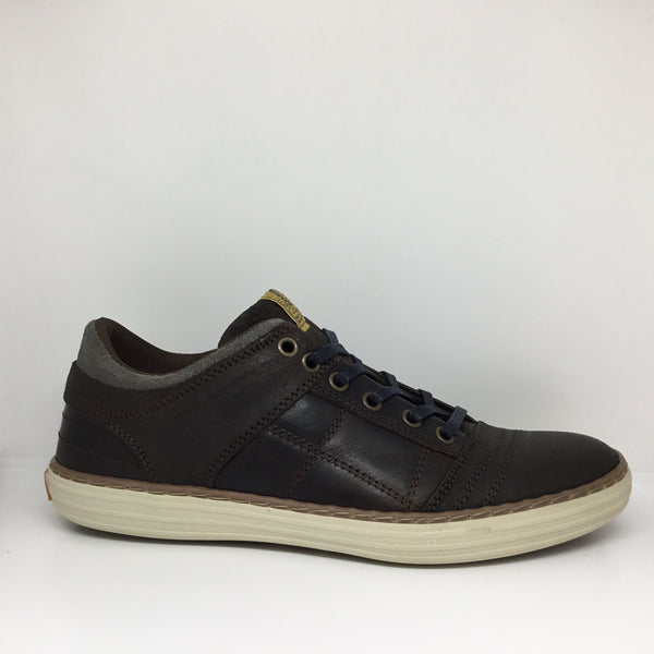 Wild Rhino Cody Brown Mens Leather Shoe
