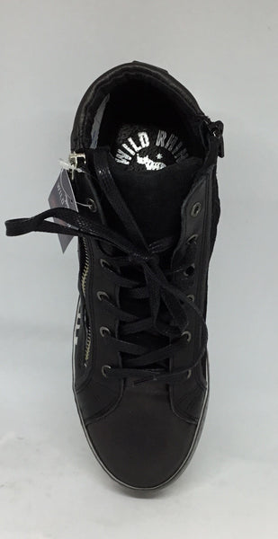 Wild Rhino Stockist Wild Rhino Lynt High Top Boot