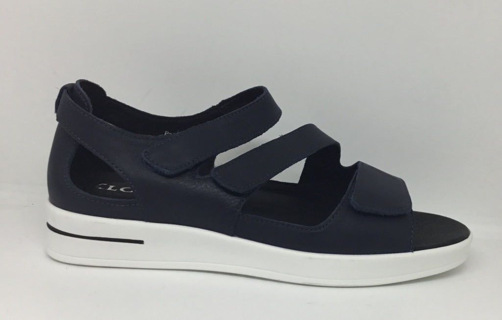 Klouds Patience Navy Leather Please Request Item