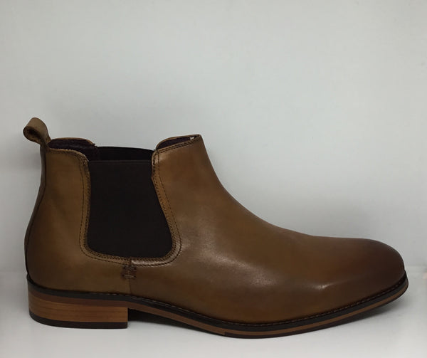 Julius Marlow Speed Mid Tan Leather Boot