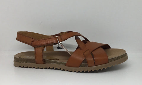 Trisoles Fargo 674 Tan Leather