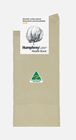 Humphrey Law Health Socks Bone