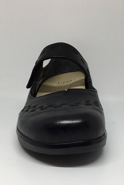 Ziera Gummibear Black Leather XW