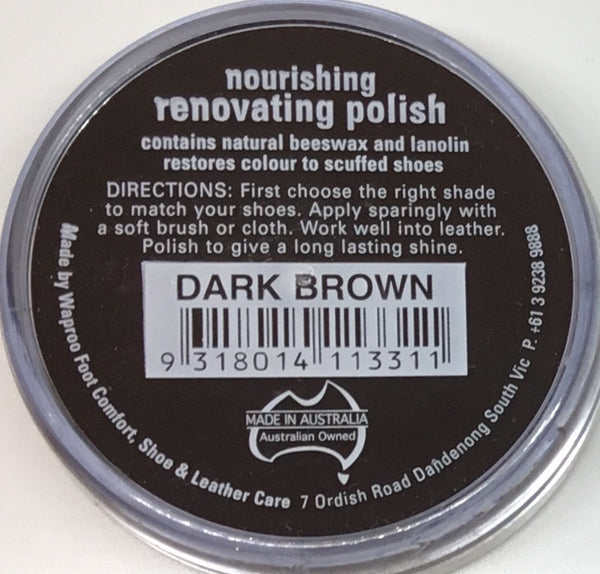 Waproo Nourishing Renovating Polish 45g