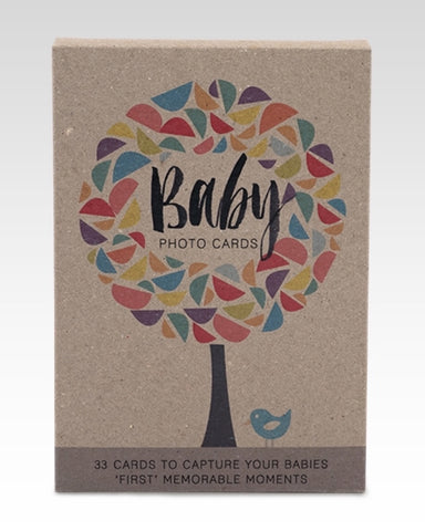 Rhicreative Baby Photo Cards