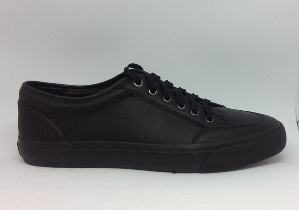 ROC Stockist ROC G2 G.2 school shoe black leather mens