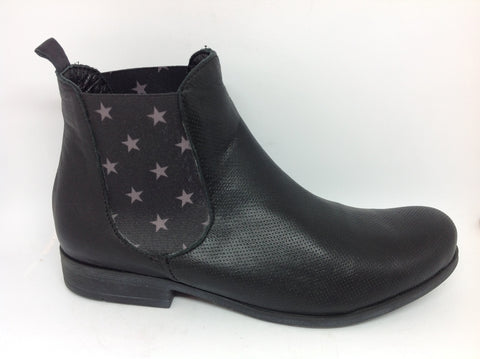 Bueno Cougar Black Leather boot SALE