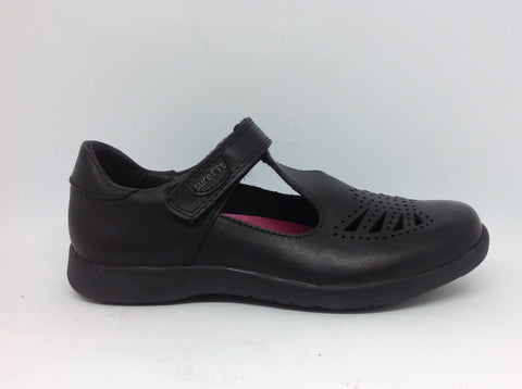 Surefit Bella School Shoe Leather