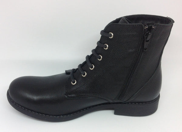 Bueno Corvette Black Leather Boot SALE