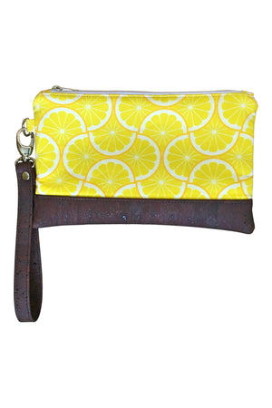 Grove Wristlet - Lemon