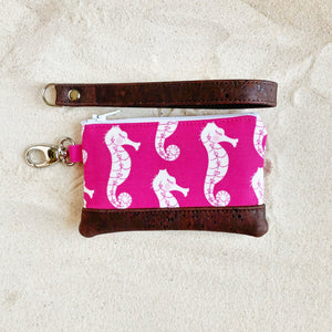 St. Lucia Business Card Wristlet