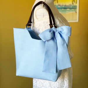 Cabana Tote - Periwinkle Blue