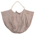 """THE GIANT"" Tasche Flower of Life, beige"