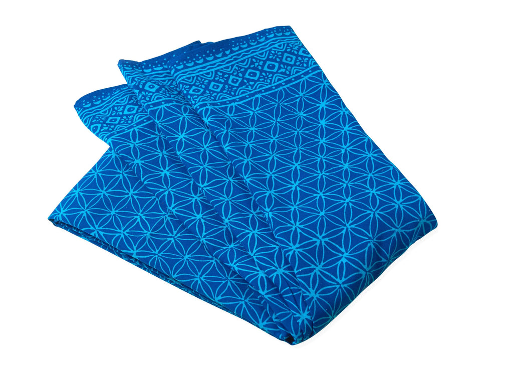 Sarong Flower of Life royal