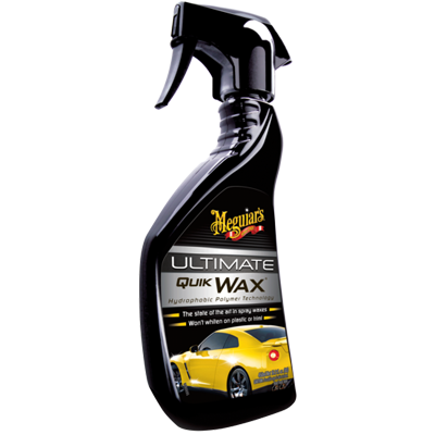 Воск Ultimate Quik Wax 473 мл