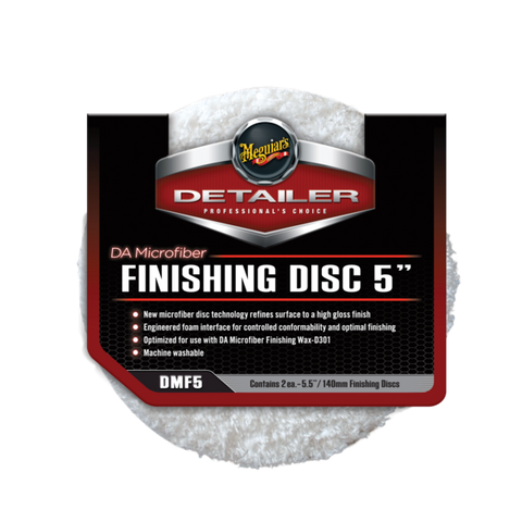 "Финишный полировальник DA Microfiber Finishing Disc 5"" - Meguiars Market"